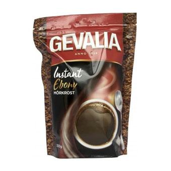 Растворимый кофе Gevalia Instant Ebony - 200 гр.