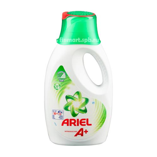 Гель для стирки Ariel White - 1 л.