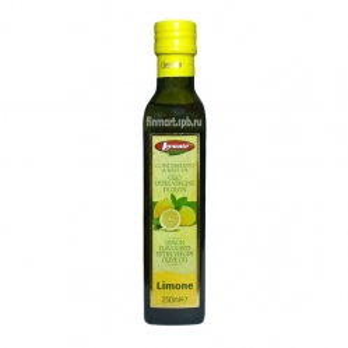 Оливковое масло Levante Limone (со вкусом лимона) - 250 мл.