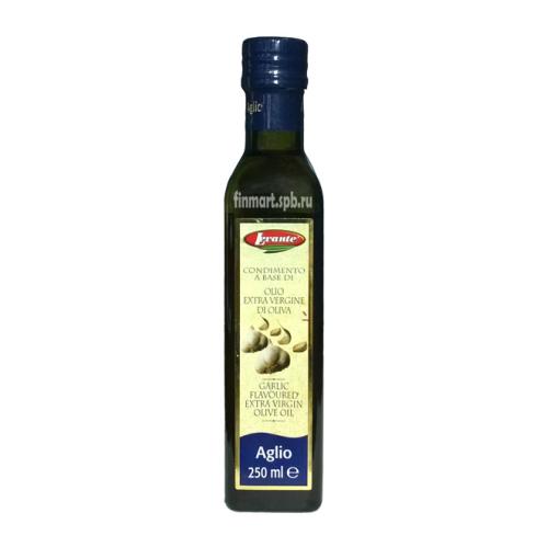 Оливковое масло Levante Aglio (с чесноком) - 250 мл.