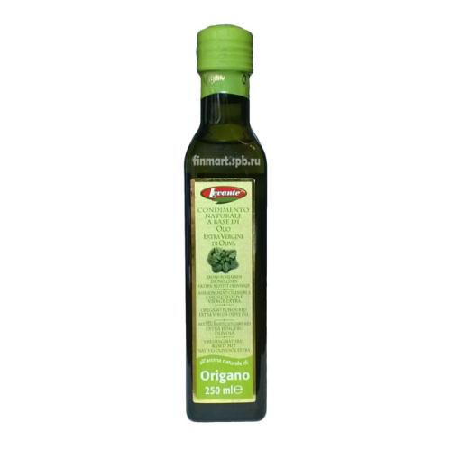 Оливковое масло Levante Origano (с оригано) - 250 мл.