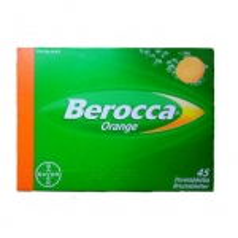 Витамины Berocca Orange - 45 таб.