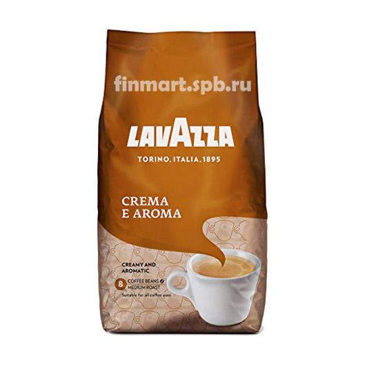 Зерновой кофе LavAzza Crema e Aroma - 1 кг.
