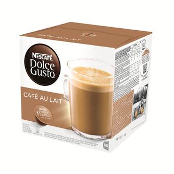 Nestle Dolce Gusto Cafe Au Lait - 16 шт.