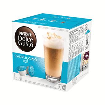 Nestle Dolche Gusto Cappuccino Ice - 16 шт.