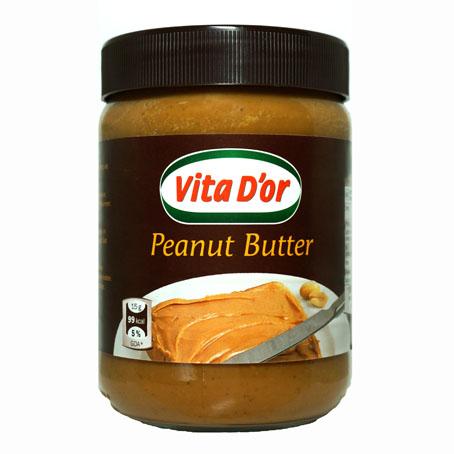Паста арахиcовая Vita Dor - 500 гр.