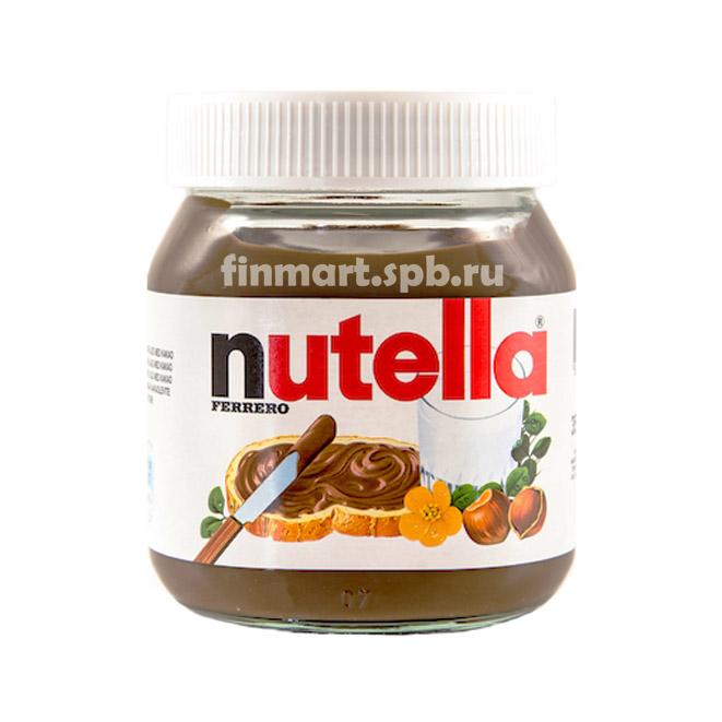 Шоколадно-ореховая паста Ferrero Nutella - 350 гр.