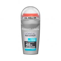 Антиперспирант Loreal Men Expert Fresh Extreme - 50 мл.