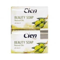 Мыло Cien Beauty Soap (с маслом оливы) - 2 шт.