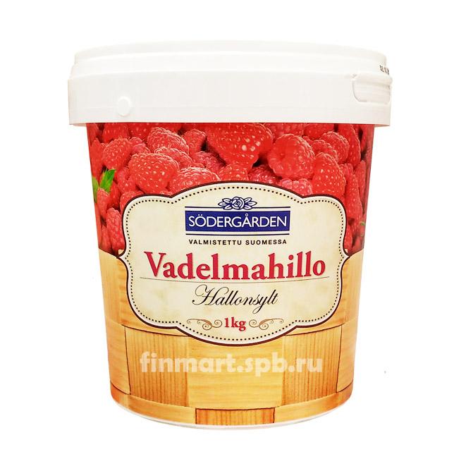 Варенье Малиновое Sodergarden Vadelmahillo - 1 кг.