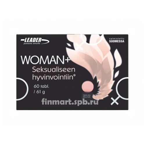 Витамины афродизиак Women+ - 60 таб.