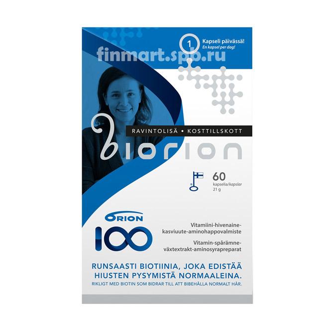 Витамины для волос Biorion - 120 шт.
