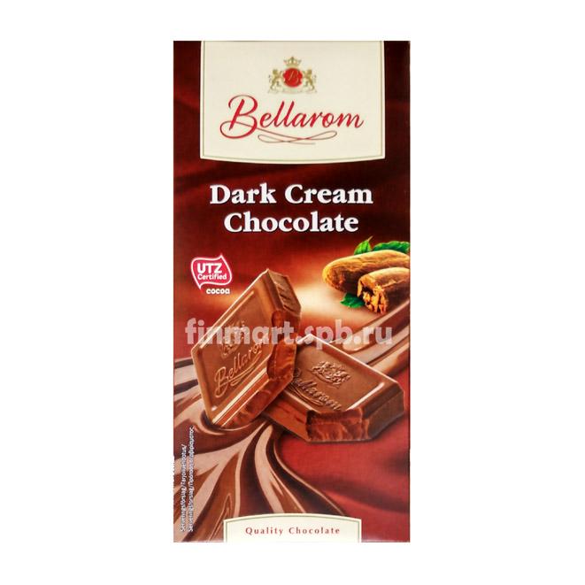 Шоколад Bellarom Dark Cream Chocolate - 200 гр.