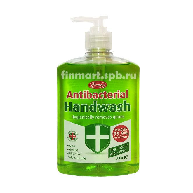 Жидкое мыло Certex (антибактериальное + алое вера) - 500 мл.