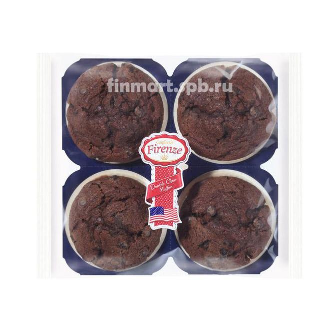 Маффины шоколадные Confiserie Firenze Muffins - 4 шт.