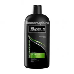 Шампунь TRESemme deep cleansing - 900 мл.