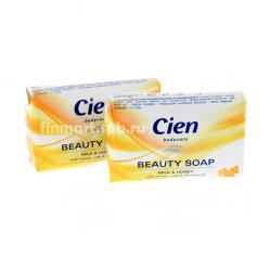 Мыло Cien Beauty Soap Milk&Honey - 2 шт.