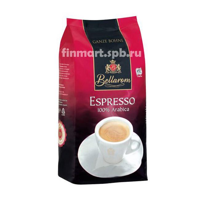 Кофе в зёрнах Bellarom Espresso - 1 кг.
