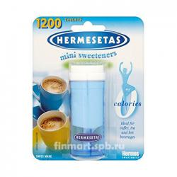 Заменитель сахара Hermesetas Mini Sweeteners  - 1200 таб.