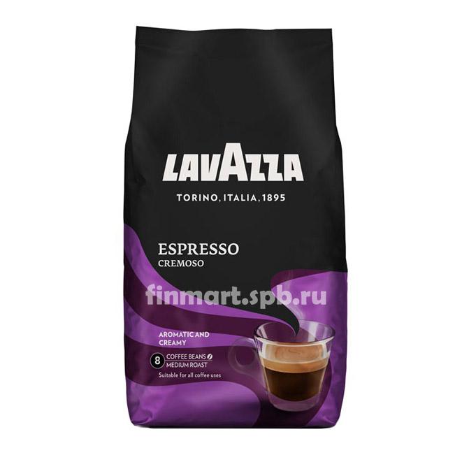 Кофе в зёрнах LavAzza Espresso cremoso 1 кг.
