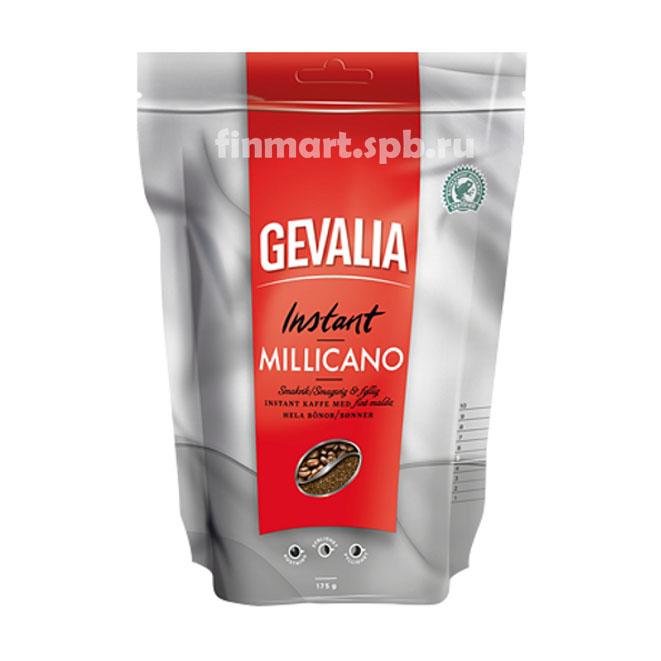 Растворимый кофе Gevalia Mellicano - 175 гр.