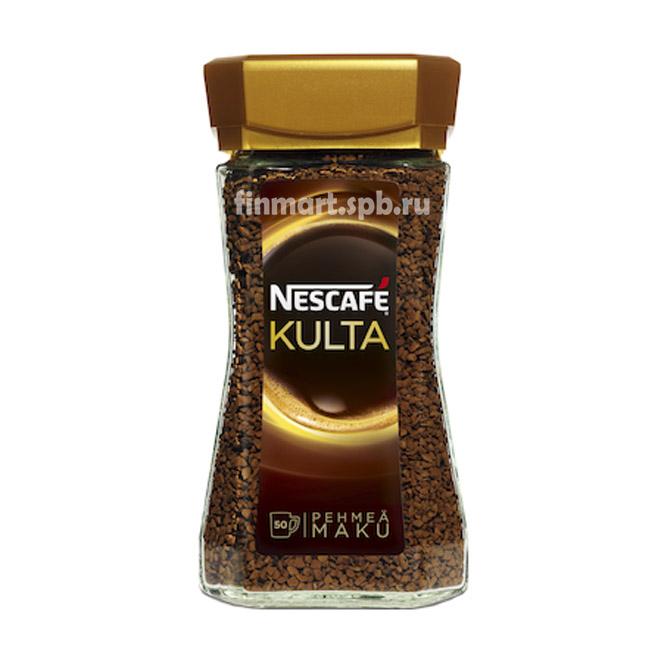 Растворимый кофе Nescafe Kulta (стекло) - 100 гр.