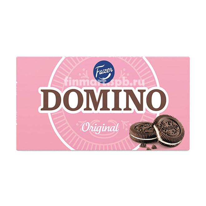 Печенье Fazer Domino original - 350 гр.