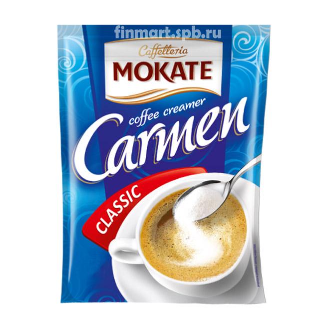 Сухие сливки Mokate Carmen Classic (мягкая пачка) - 400 гр.