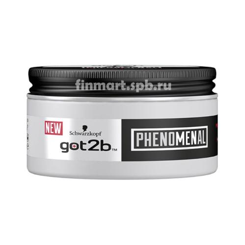 Модулирующая паста для волос Schwarzkopf Got2B PhenoMENal - 100 мл.