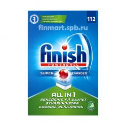 Таблетки для ПММ Finish All in 1 - 112 таб.