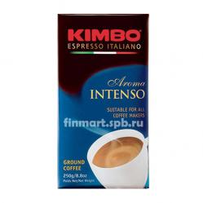 Кофе молотый Kimbo Aroma di Napoli - 250 гр.
