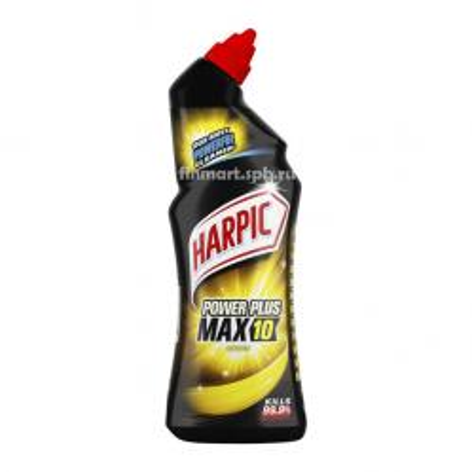 Средство для чистки туалета Harpic Power Plus Citrus - 750 мл.