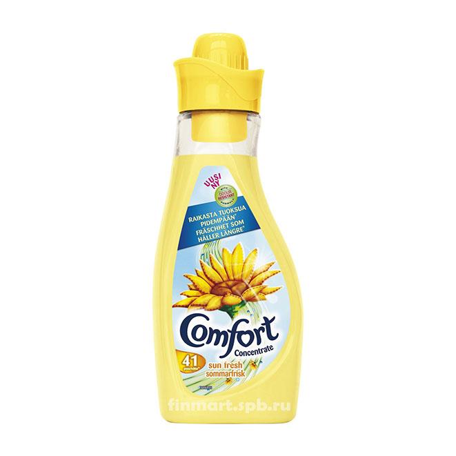 Кондиционер для белья Comfort Sun fresh - 750 мл.