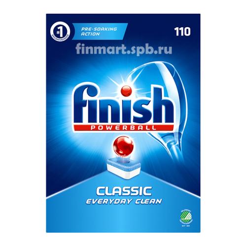 Таблетки для ПММ Finish Classic - 110 шт.