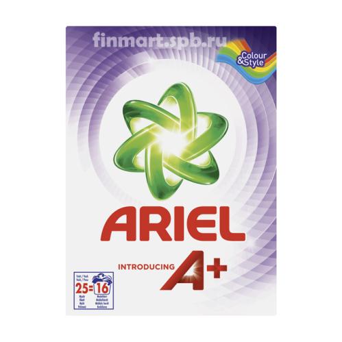Стиральный порошок Ariel Color&Style - 688 гр.