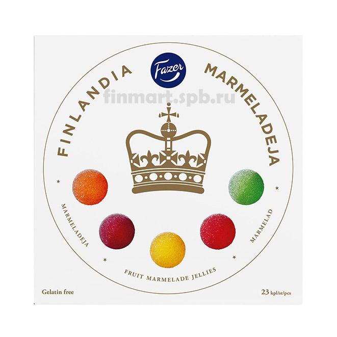 Мармелад Fazer finlandia marmeladeja - 500 гр