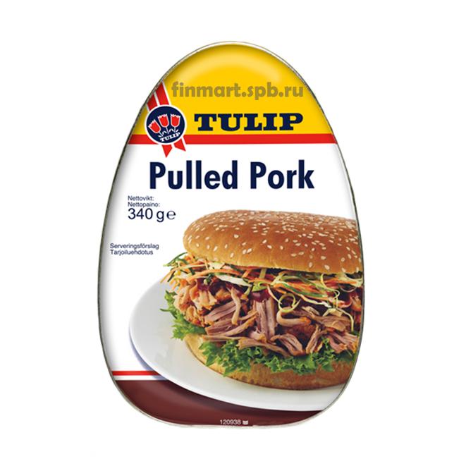 "TULIP Pulled Pork (""разобранная свинина"") - 340 гр."