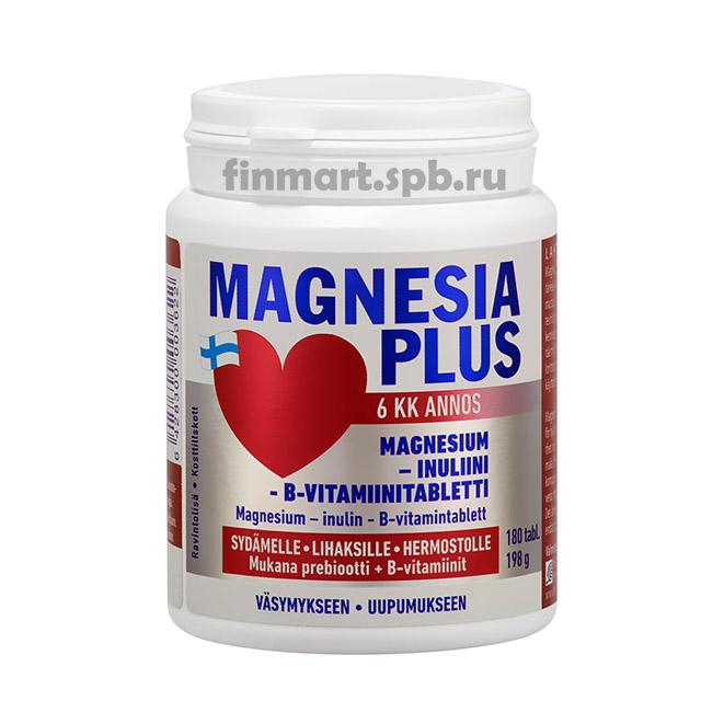 Витамины Magnesia Plus - 180 таб.