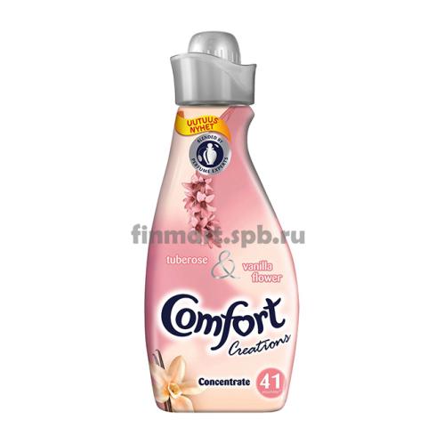 Кондиционер для белья Comfort Tuberose & Vanilla flower - 750 мл