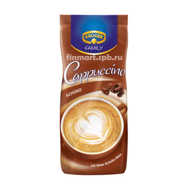Кофейный напиток Kruger Cappuchino Shoko - 500 гр.