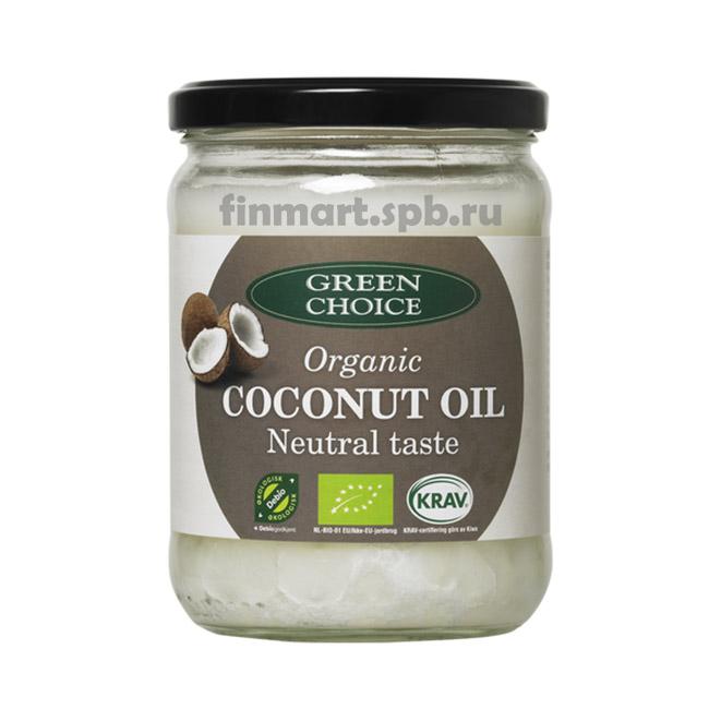 Кокосовое масло Green Choice Coconut oil - 400 гр.