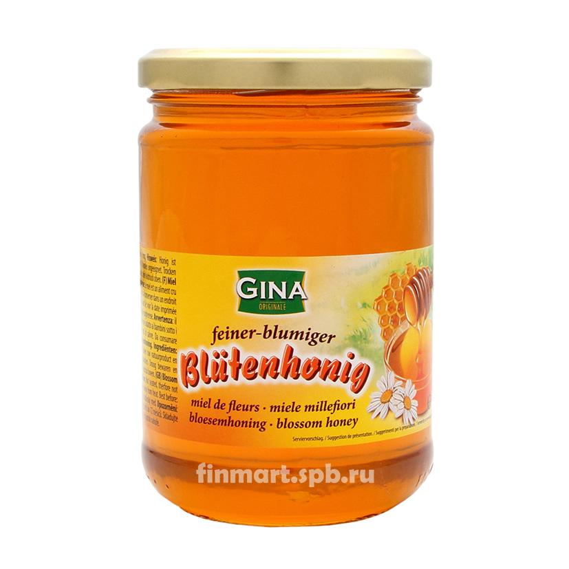 Мёд цветочный Gina Blutenhonig - 500 гр.