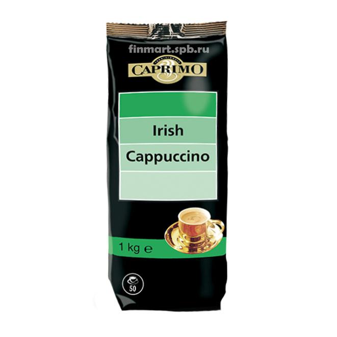 Кофейный напиток Caprimo Irish Cappuchino (ирландский капучино) - 1 кг.