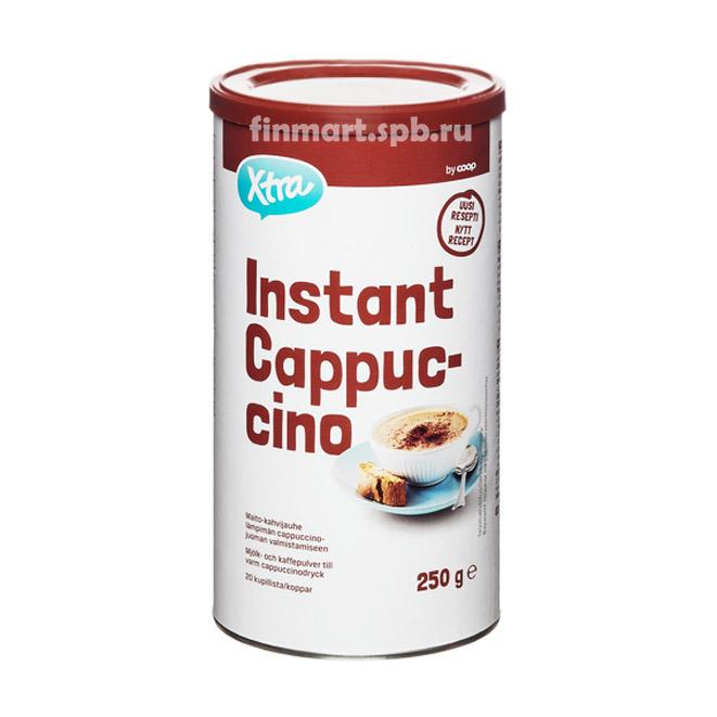 Кофейный напиток Xtra Cappuccino - 250 гр.