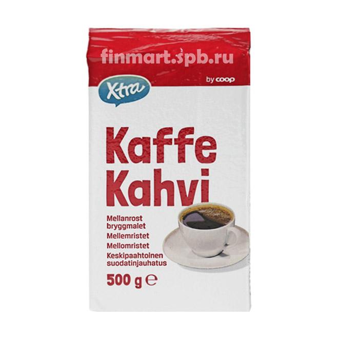 Кофе молотый Xtra