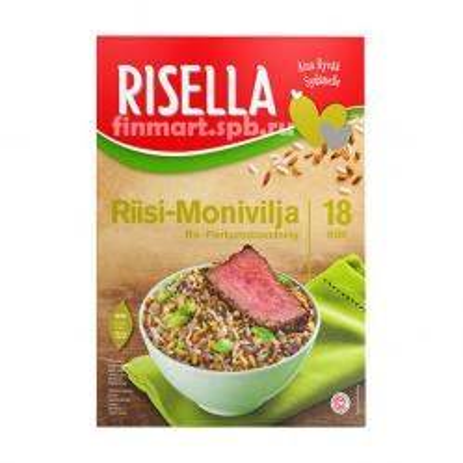 Risella Riisi-Monivilja - 800 гр.
