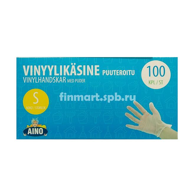 Перчатки виниловые SemperGuard Vinyl Powder free (L) - 100 шт.