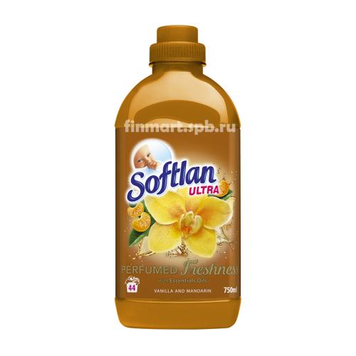 Ополаскиватель для белья Softlan Vanilla & Mandarine - 750 мл.