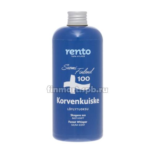 Аромат для бани и сауны Rento Korvenkuiske (аромат леса) - 400 мл.