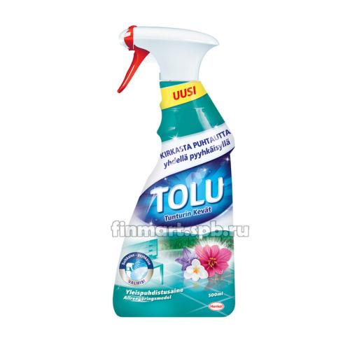 Универсальное средство для уборки Tolu tunturin kevat - 500 мл.